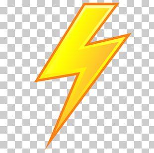Emoji High Voltage Symbol Voltage Drop PNG