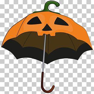 Umbrella Pumpkin Clothing Accessories Costume PNG