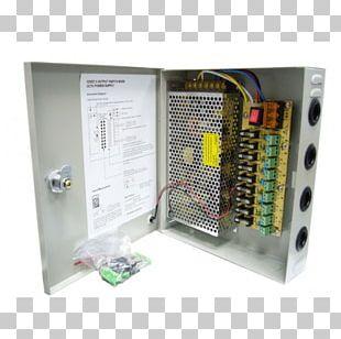 Power Supply Unit Power Converters Closed-circuit Television Video Cameras Джерело живлення PNG