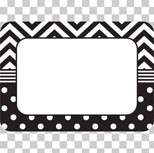 Name Tag Chevron Corporation Bulletin Board Sticker Label PNG