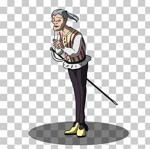 Animated Cartoon Illustration Figurine Profession PNG