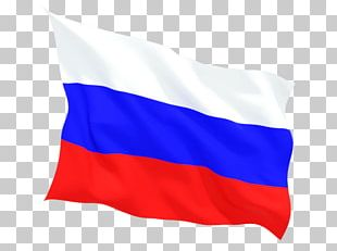 Wave Russian Flag PNG