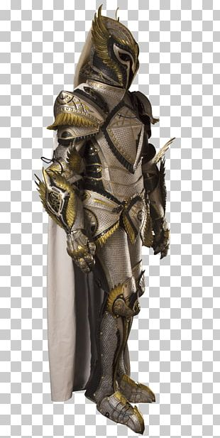 Knight Plate Armour Cuirass Costume PNG