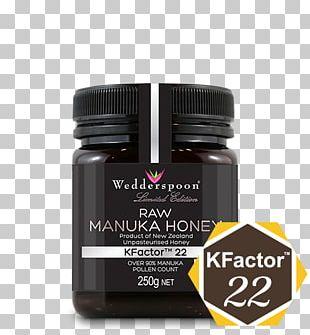Mānuka Honey Bee Pollen Methylglyoxal PNG