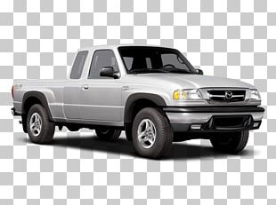 Pickup Truck 1998 Mazda B-Series Pickup Car Volkswagen Amarok PNG