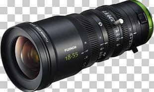 Sony E-mount Zoom Lens Fujifilm Fujinon Camera Lens PNG