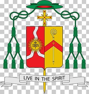Bishop Coat Of Arms Diocese Ecclesiastical Heraldry Cardinal PNG