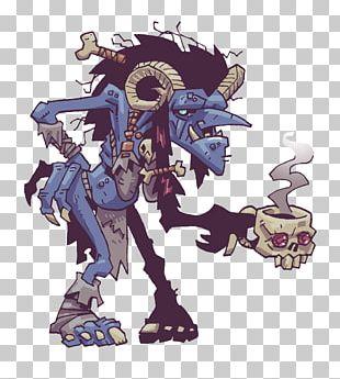Demon Cartoon Mecha Legendary Creature PNG