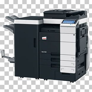 Photocopier Konica Minolta Multi-function Printer Scanner PNG