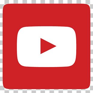 Social Media YouTube Logo Icon PNG