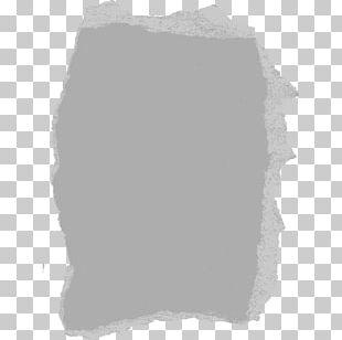 White Rectangle Black Pattern PNG