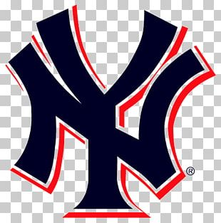 New York Yankees Logo 2 Colours PNG