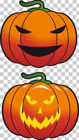 Halloween Pumpkin Euclidean PNG