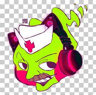 Illustration Product Design Pink M PNG
