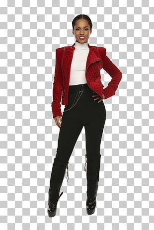 Alicia Keys Standing PNG