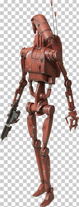 Battle Droid Star Wars: Republic Commando Star Wars: The
