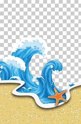 Wind Wave Cartoon PNG