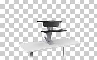 Computer Keyboard Sit-stand Desk Workstation Standing PNG