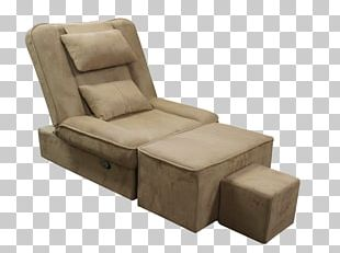Massage Chair Chaise Longue Recliner Couch PNG