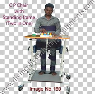 Table Standing Frame Cerebral Palsy Pediatrics Physical Therapy PNG
