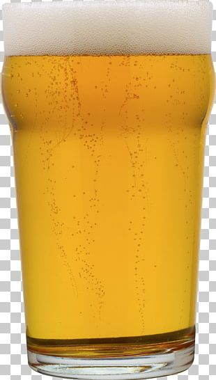 Beer Glassware Pint Ale PNG