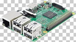 Raspberry Pi 3 Single-board Computer Linux PNG