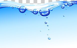 Water Drop Poster Bubble PNG
