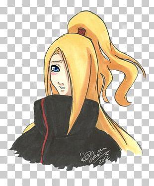 Cartoon Human Hair Color Nose Character PNG