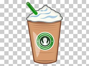 Coffee Art Emoji Starbucks IPhone PNG