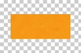 Yellow Orange Color Tile Paint PNG