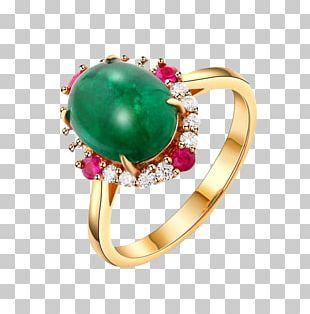 Ruby Ring Jewellery Gold PNG