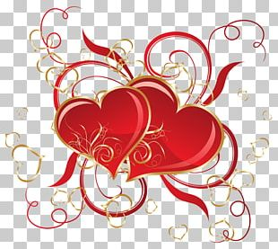 Love Heart Yaaro Yaaro Valentine's Day PNG