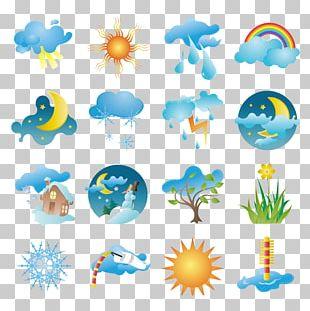 Weather Season Icon PNG