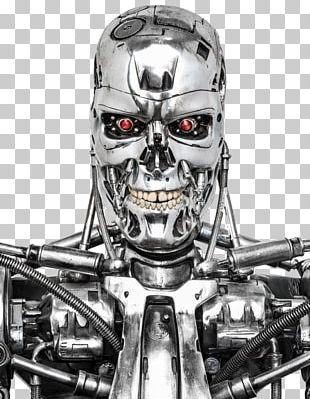 Hollywood Terminator Robot Film Endoskeleton PNG