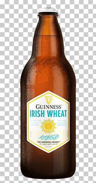 India Pale Ale Beer Bottle Guinness PNG