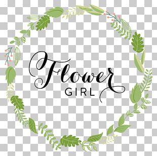 Flower Wedding Invitation PNG