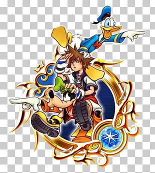 Scrooge McDuck Donald Duck Kingdom Hearts χ Mickey Mouse Daisy Duck PNG