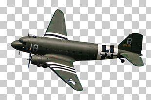 Douglas C-47 Skytrain Douglas DC-3 Douglas AC-47 Spooky Airplane Curtiss C-46 Commando PNG