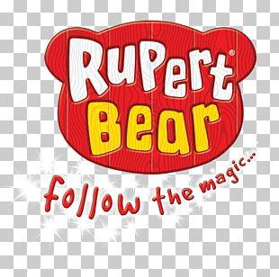 Rupert Bear Blu-ray Disc DVD Television Show Film PNG