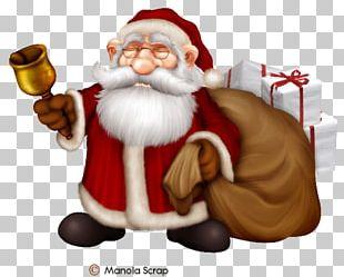Merry Christmas Ball Santa Claus Christmas Tree Desktop PNG