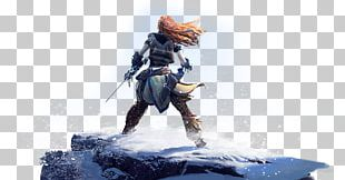 Horizon Zero Dawn: The Frozen Wilds Electronic Entertainment Expo 2017 Guerrilla Games PlayStation 4 Aloy PNG