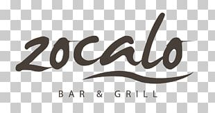 Zocalo Bar & Grill Logo Restaurant Product PNG