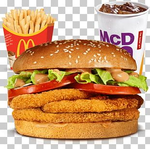 French Fries Cheeseburger Buffalo Burger Whopper Hamburger PNG