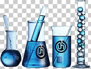 Laboratory Glassware Chemistry Chemical Substance Research PNG