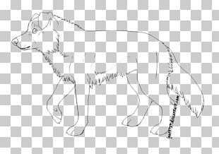 Line Art Border Collie Dog Breed Rough Collie Stock Photography PNG