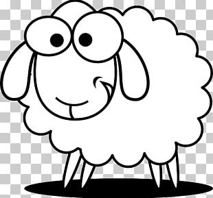 Black Sheep White Website PNG