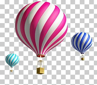 Hot Air Balloon Flight Aerostat PNG