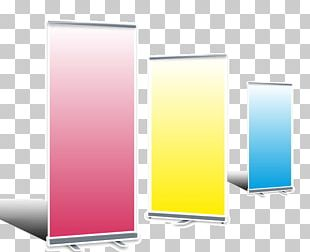 Kakemono Advertising Roll-up Banner Point Of Sale Display Web Banner PNG