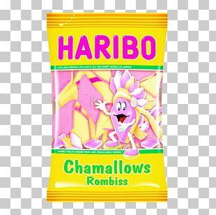 Gummi Candy Gummy Bear Haribo Marshmallow PNG