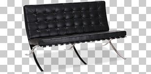 Barcelona Chair Eames Lounge Chair Table Couch PNG